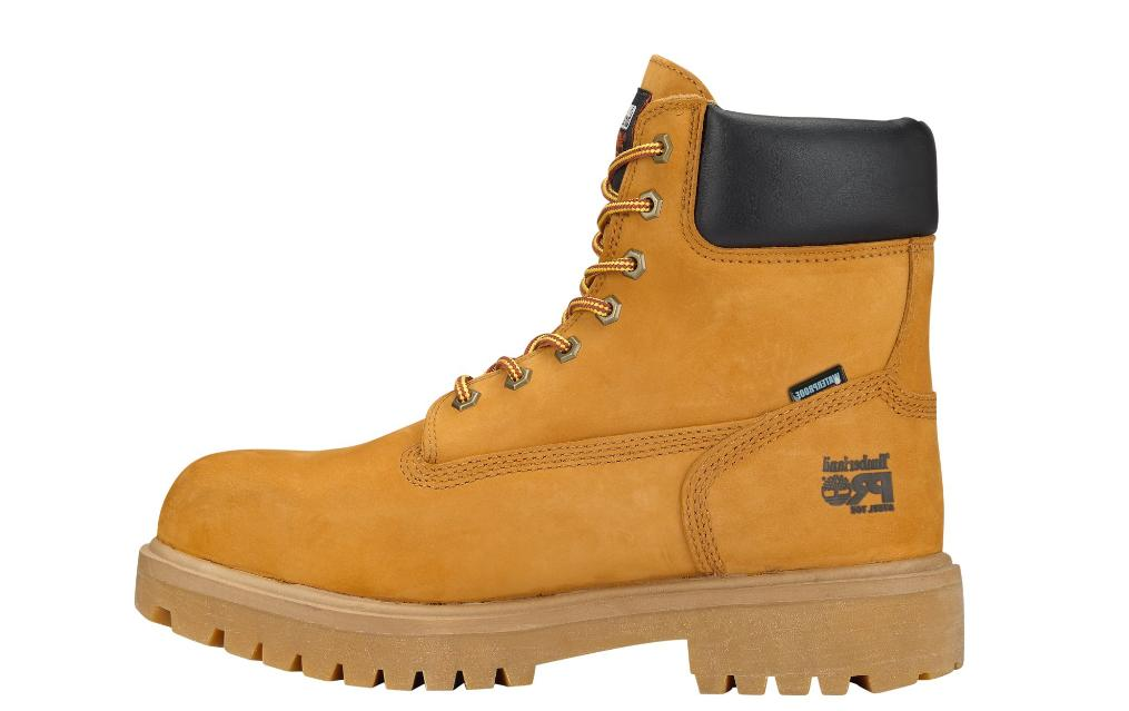 Timberland Pro Men Direct Attach 6 inch Water Proof Steel To
