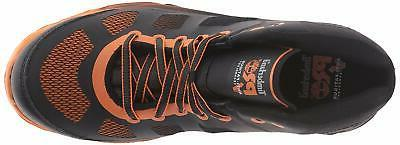Timberland PRO Velocity Safety EH Mid Indust Black Orange Men's Boots