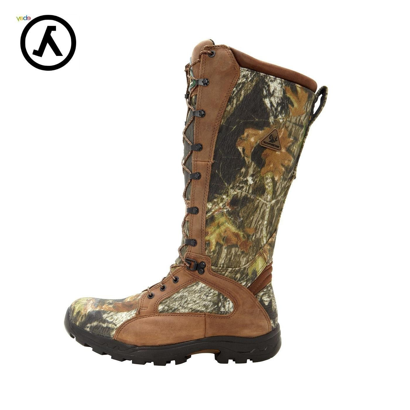 ROCKY PROLIGHT WATERPROOF SNAKE PROOF HUNTING BOOTS FQ000157