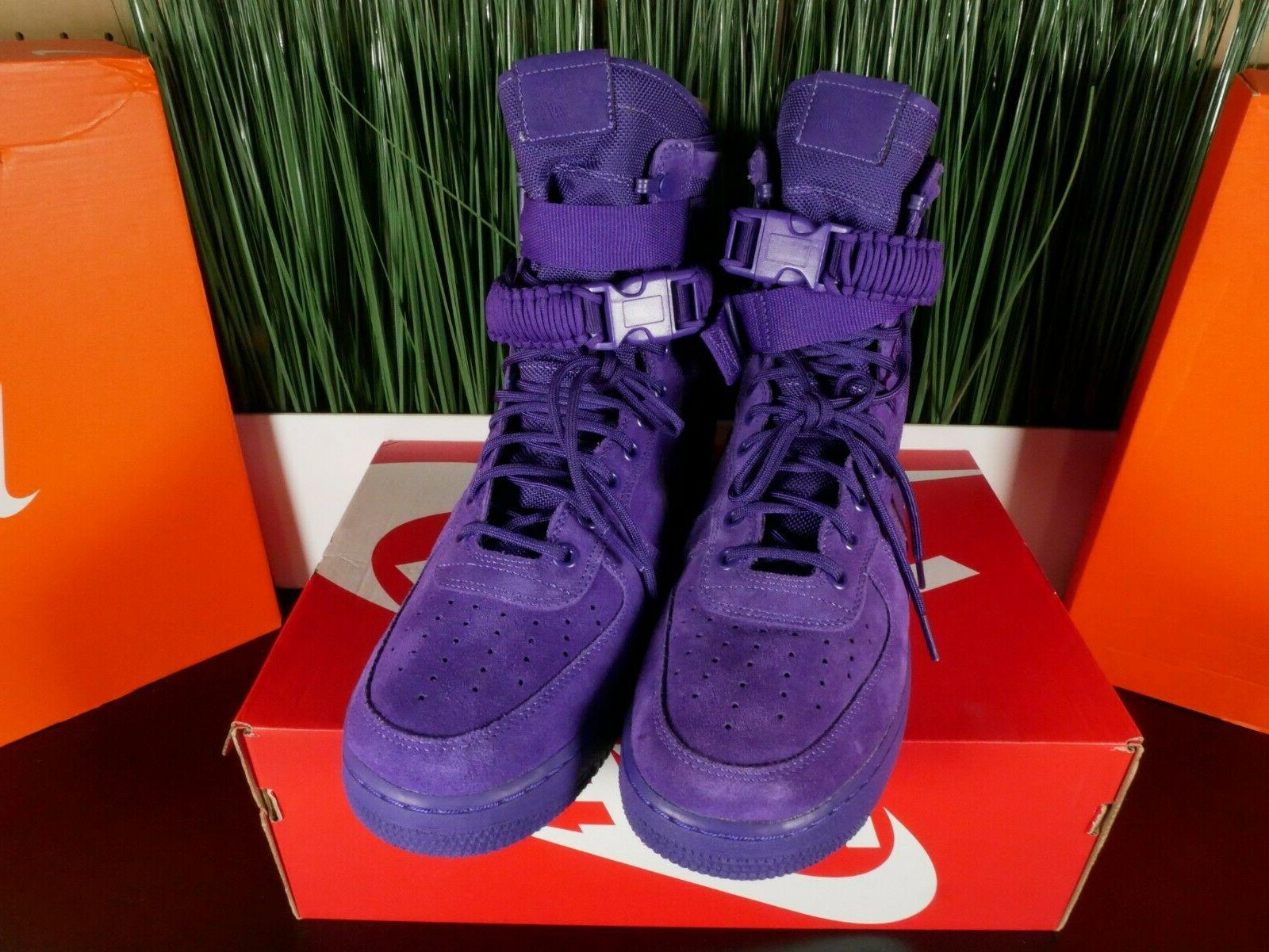 Nike SF AF1 Force 1 Purple' 864024-500