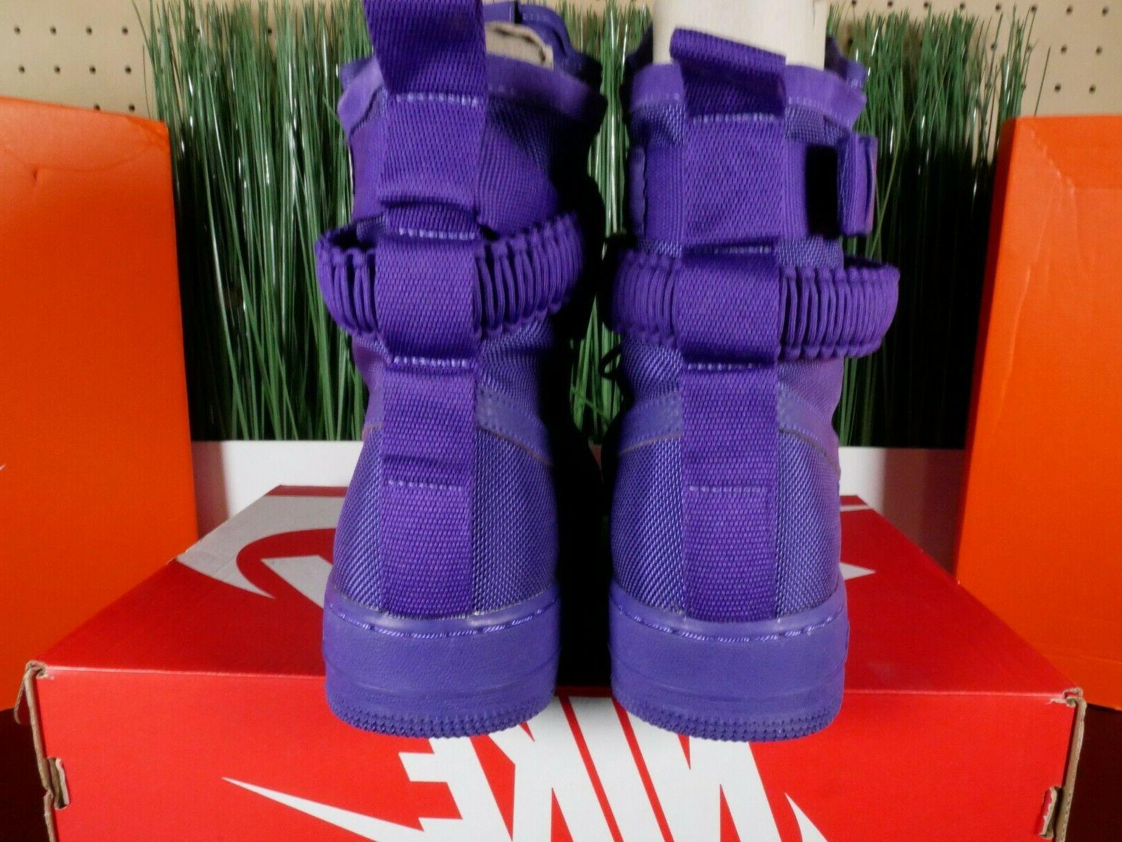 Nike SF AF1 Force Purple' Multi Size