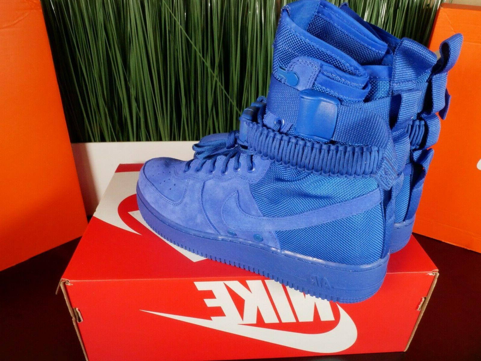 Nike SF AF1 Casual Mens Force Special Field 864024-401 Multi