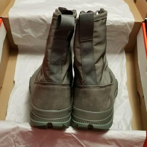 Sage Olive Field Boots