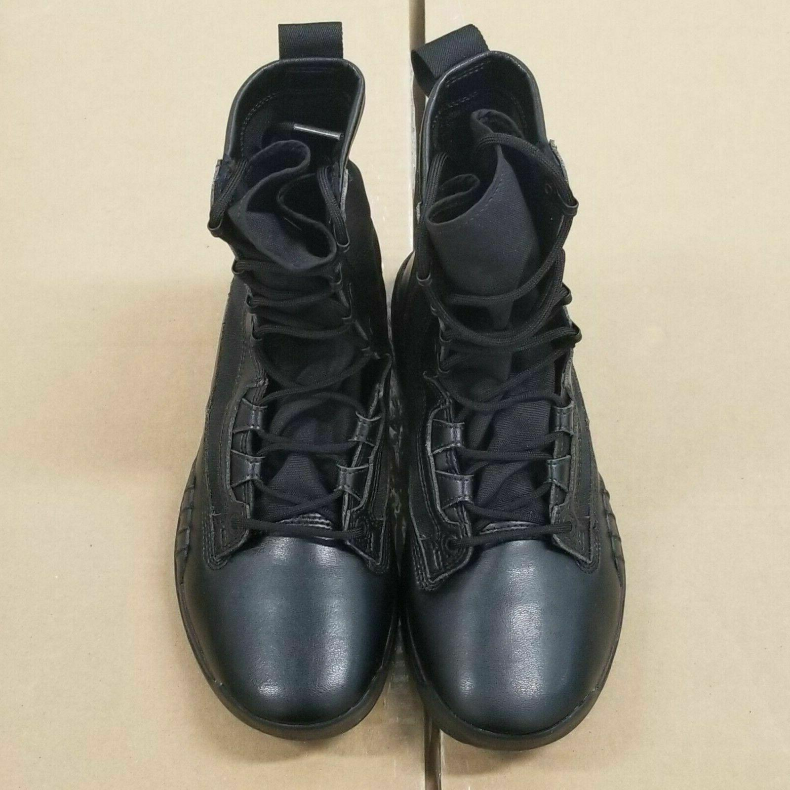 Triple Field Military Boots