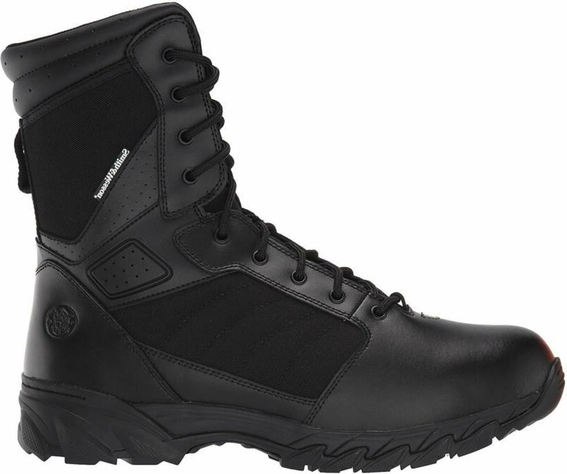 Smith Wesson Footwear Breach Tactical Size Milittary Boots