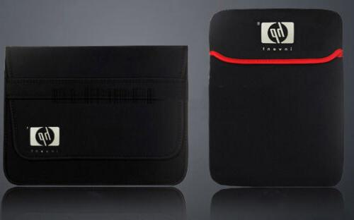 """Soft Sleeve Universal Case Bag Pouch Cover for 15.6"""" HP Lapt"""
