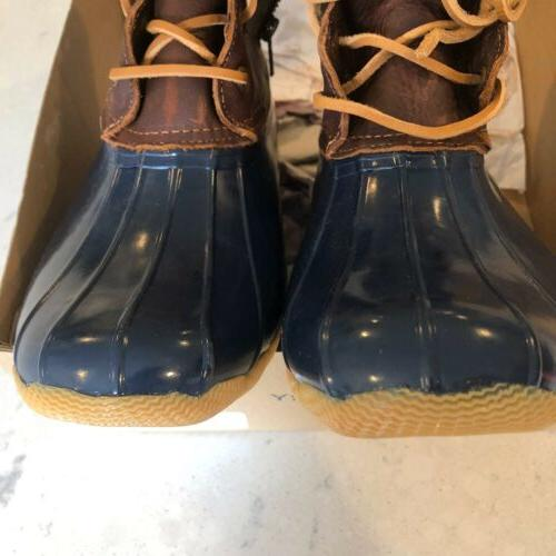 SPERRY Womens Boot STS91175 10M