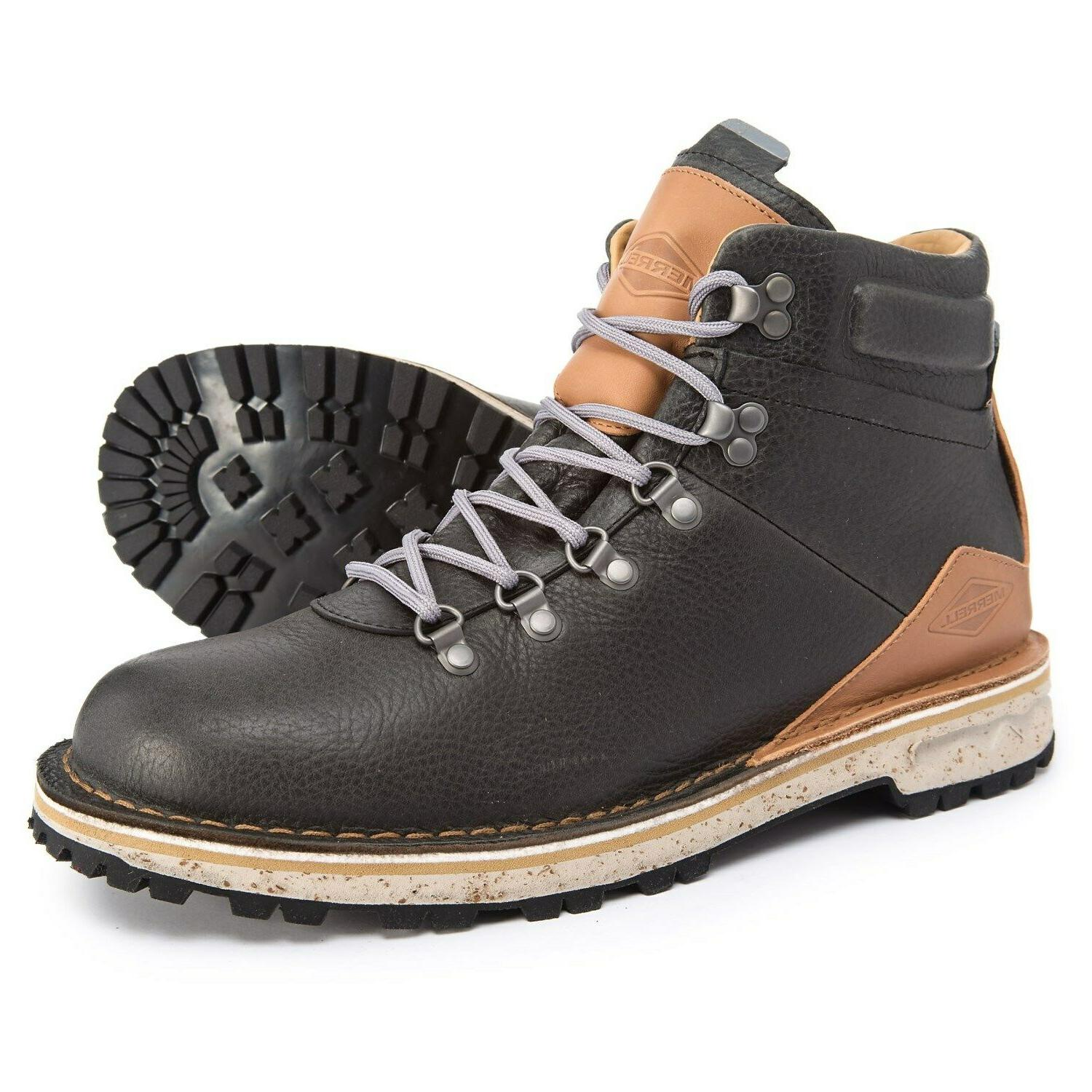 9e69d170ebf New Men`s Merrell Sugarbush Boots Leather Waterproof