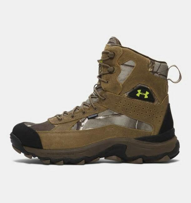 UNDER ARMOUR UA SPEED FREEK BOZEMAN Waterproof HUNTING BOOTS