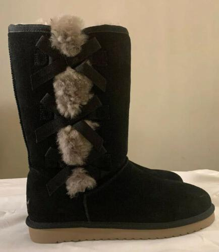KOOLABURRA BY UGG, VICTORIA TALL SIZE 10 (BRAND NEW