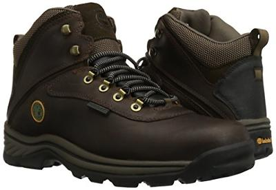 Timberland Men's Waterproof Boot,Dark Brown,10 US