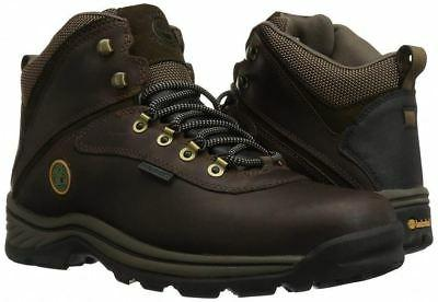 Timberland White Men's Waterproof Shoes