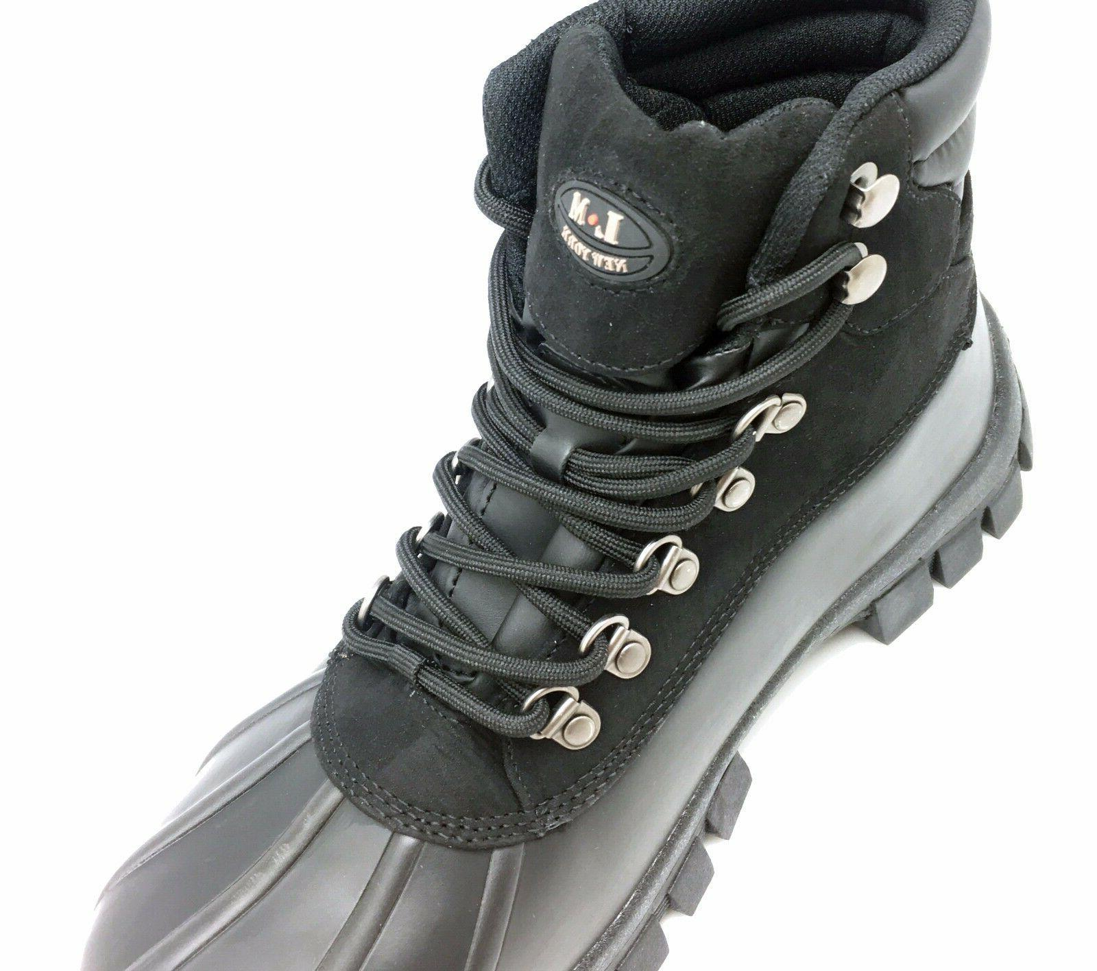 LM Men's Insulated Boots Waterproof
