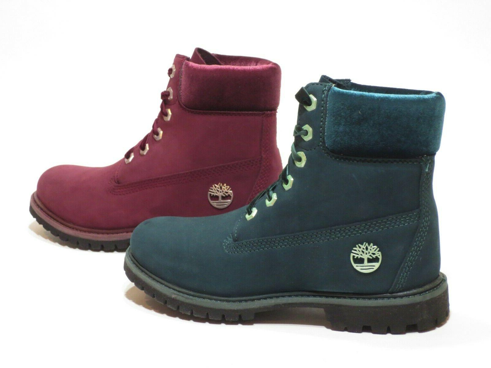 Timberland Green or Red
