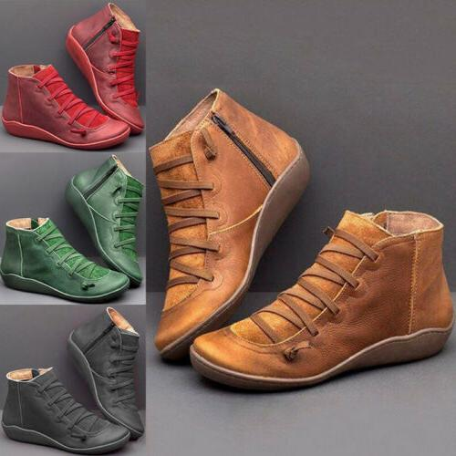 Women Boots Shoes Flat
