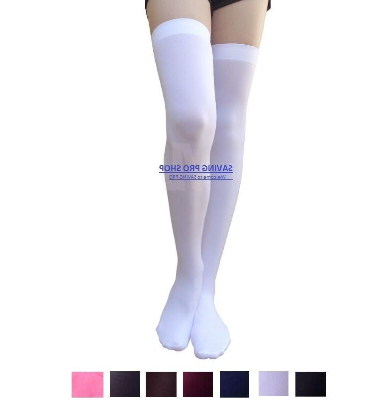 Women Cable Knit Extra Long Boot Socks Over Knee Thigh High