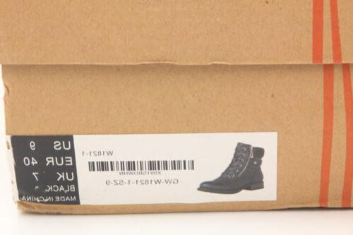 Winter Boots Size Black