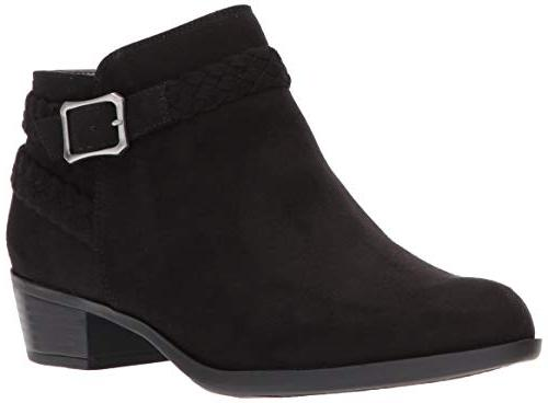 women s adriana ankle bootie boot black
