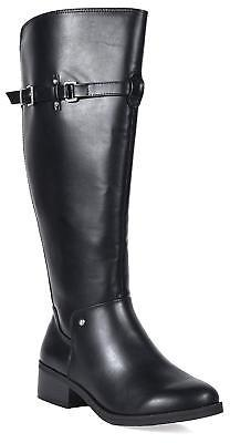 TOETOS Women's Fashion Knee High Riding Boots