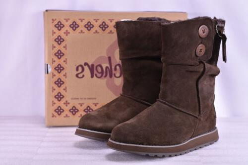 women s keepsakes freezing temps boots chocolate