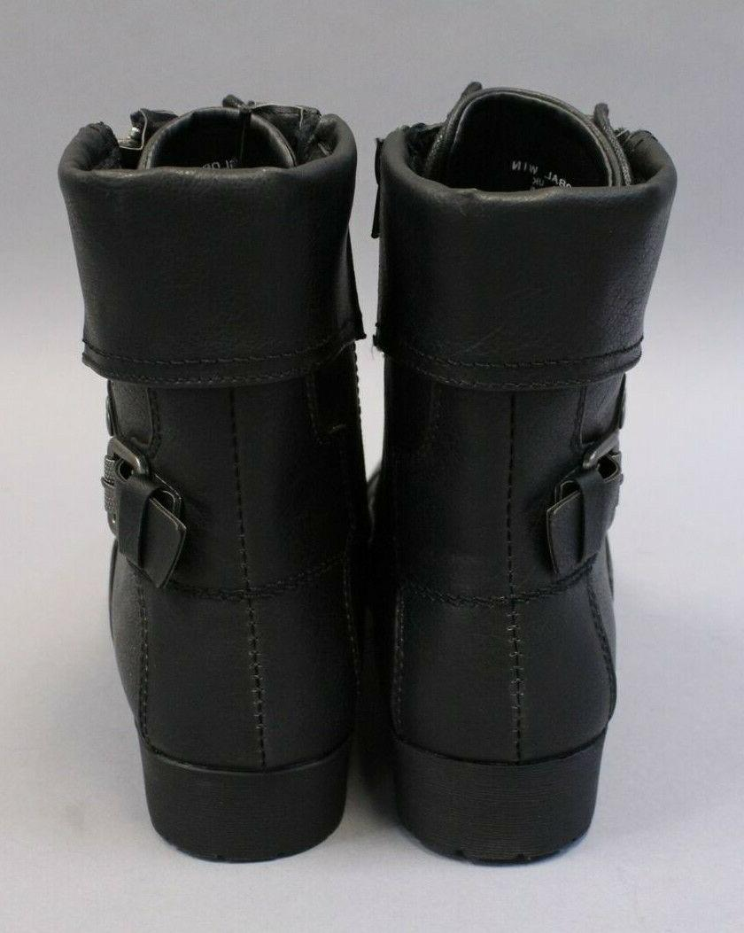 Global Women's In Boots Black