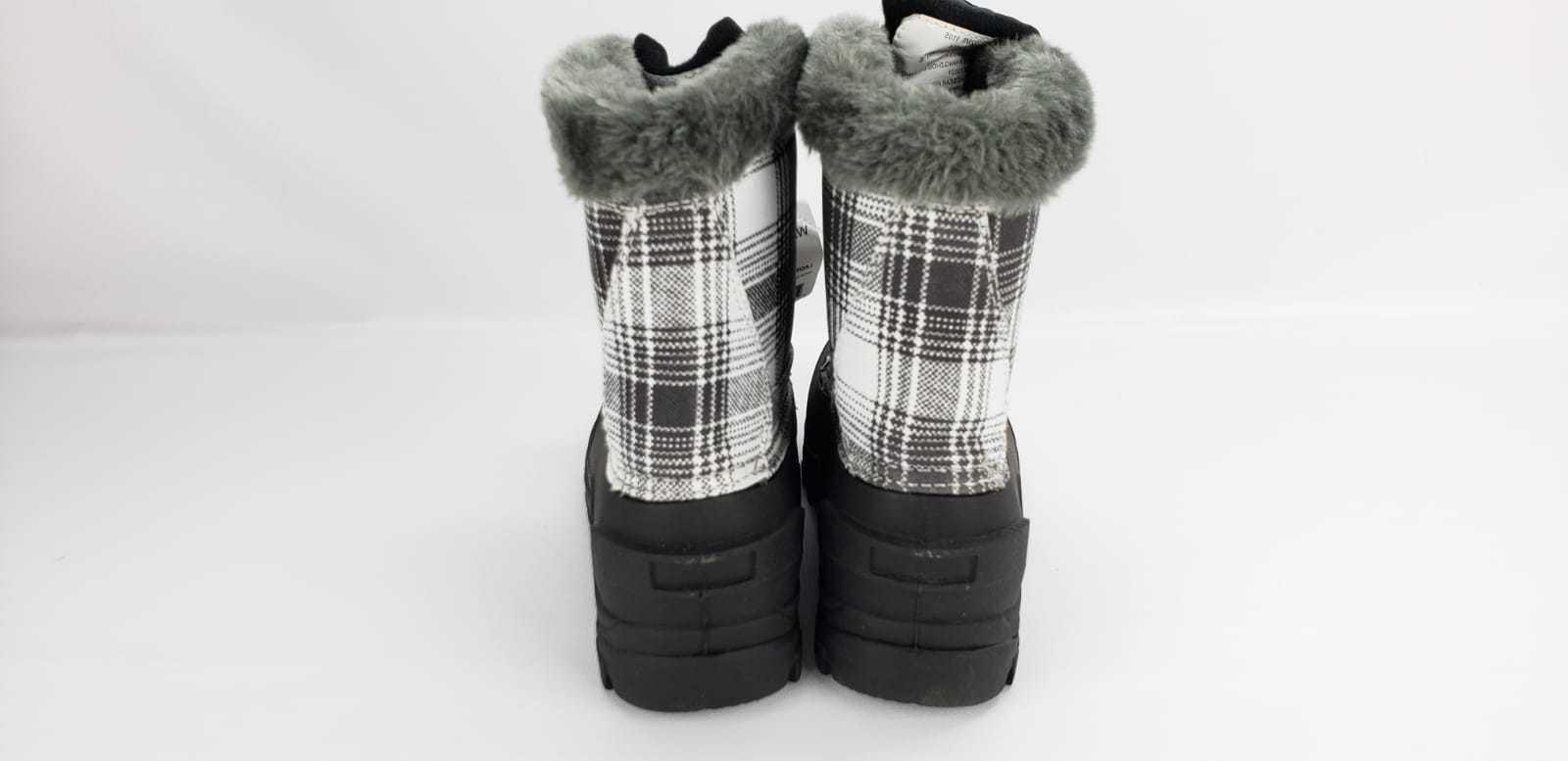 COLD FRONT Women's Thermo Winter Boots Size
