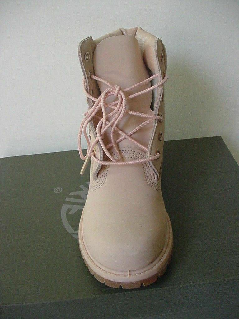 Women's Waterproof Lt Pink Metallic Sz