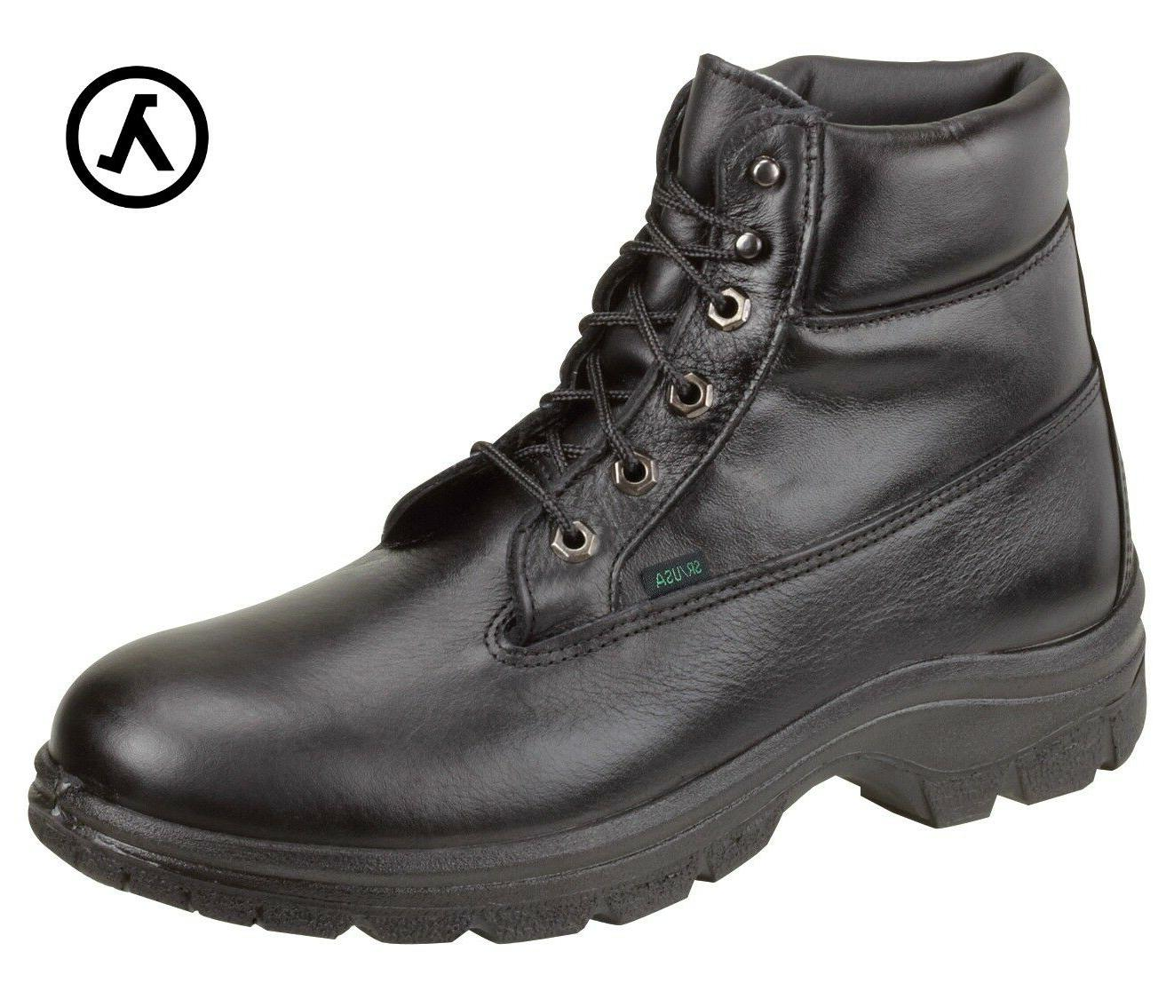 THOROGOOD WOMEN'S WATERPROOF INSULATED USA MADE WORK BOOTS 5