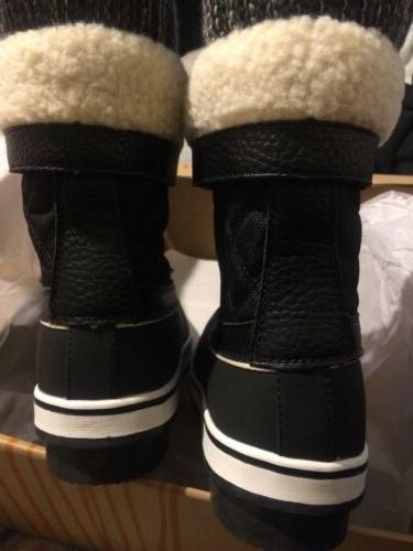 Global Win Snow Boots Size 8.5