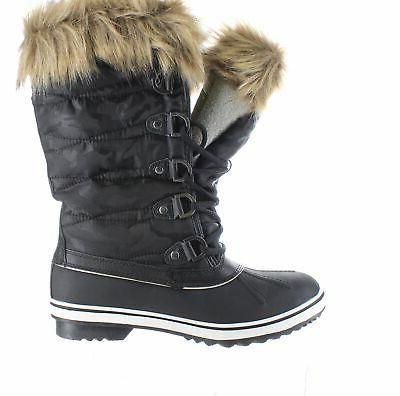 Global Win Womens Snow Boots