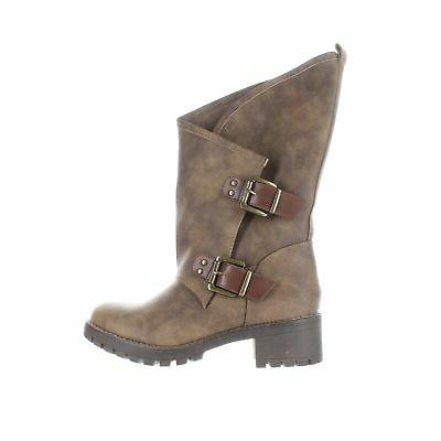 womens brown fashion boots size 6 1734029