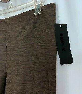 ODODOS Womens Size Olive Green Boot Workout PANTS
