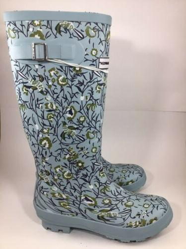 Smith And Hawken Tall Green Floral