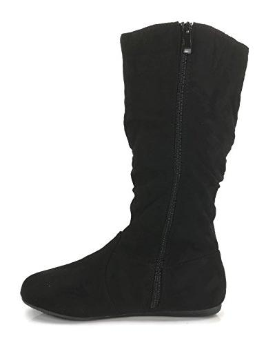 Wells Wonda Boots Slouchy to Under Knee