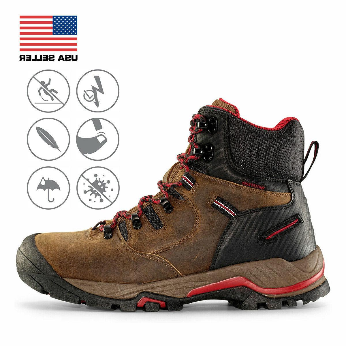 zion men s 6 waterproof work boots