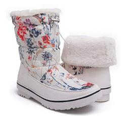 GLOBAL WIN Ladies' Size 8.5 SNOW/WINTER BOOTS  New in Box