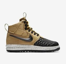 Nike LF1 Duckboot '17 Gold Light Bone Black 916682-701 Men's