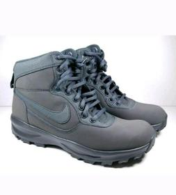 NIKE MANOADOME Boots Shoes Men sz 14 Dark Anthracite Gray 84