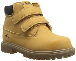 Skechers Kids 93159N Mecca - Sawmill Velcro Boot ,Wheat/Tan,