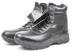 "Dickies Men Javelin 8"" Soft Toe Tactical Safety Work Boot Bl"