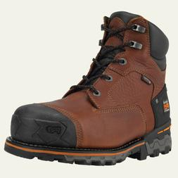 "Timberland Men PRO 92641 Boondock 6"" Comp Toe W/P 400 GR Ins"