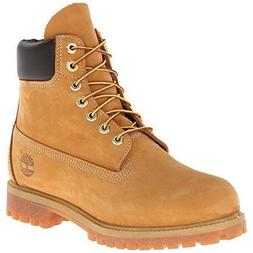 MEN'S 6-INCH PREMIUM WATERPROOF BOOTS Timberland wheat butte
