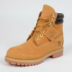 "Timberland Men's 6""Inch PREMIUM Waterproof WORK BOOTS Double"