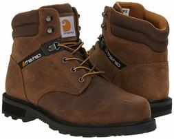 """Carhartt Men's 6"""" Soft Toe Oil Tanned EH Rated Work Boot, CM"""