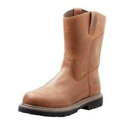 Dickies Men's   Abbott Soft Toe Wellington Boot
