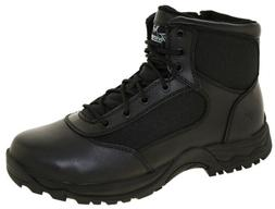 "Thorogood Men's Academy Uniform 6"" Side Zip Duty Boot Style"
