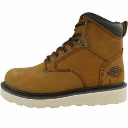 Dickies Men's Bearcat Soft Toe Brown Leather Construction Wo