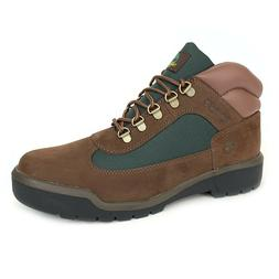 Timberland Men's Beef And Broccoli Brown Hiker Field Leather