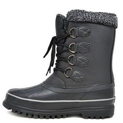 Men's Boots Winter Snow DREAM PAIRS insulated Waterproof Ter