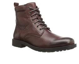 206 Collective Men's Denny Lace-up Motorcycle Boot size